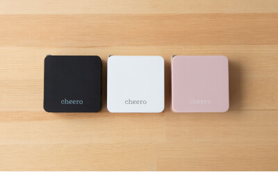 cheero 2 port PD Charger (PD18W+USB)
